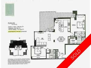 Connaught Condo for sale: 2 bedroom 1,377.79 sq.ft.