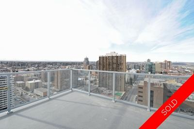 Downtown Calgary Penthouse For Sale: The Castello 2 bedroom